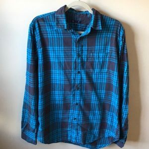 🎉 Gap flannel shirt